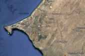 Vista satellitare, da Dakar a Loul Sessene