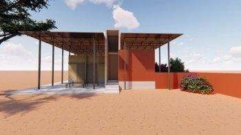 Progetto Costruzione della Casa Operatori Sanitari e Foresteria