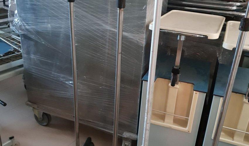 Materiali giunti all'ospedale: aggiornamento giugno 2018-5