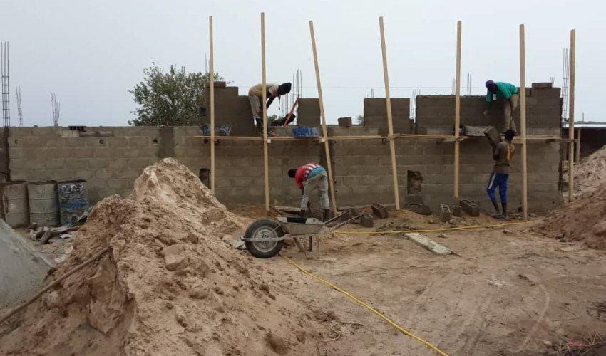 Casa Operatori Sanitari - altre nuove foto dal cantiere-7