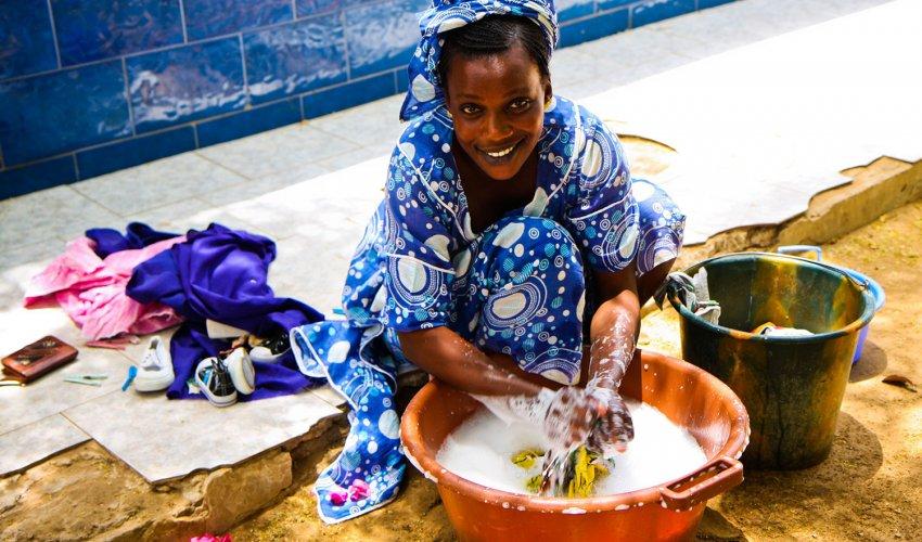 Altre foto dalla regione del Fatick in Senegal