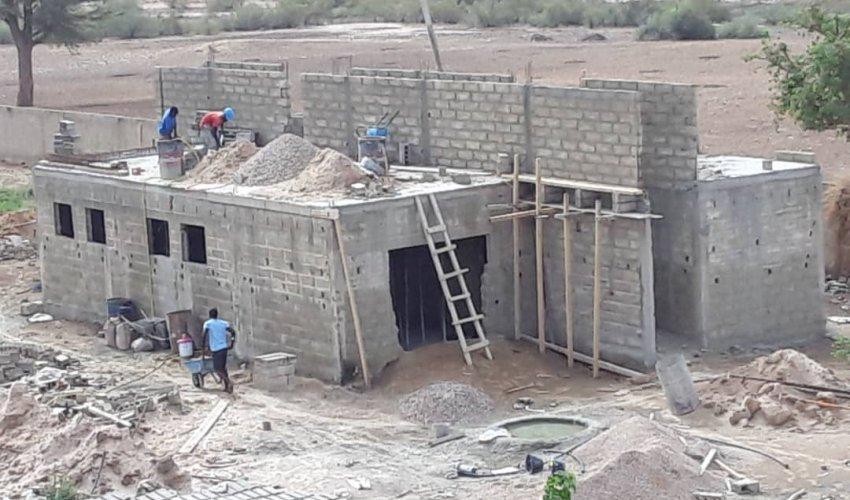 Casa Operatori Sanitari - avanzamento lavori-5