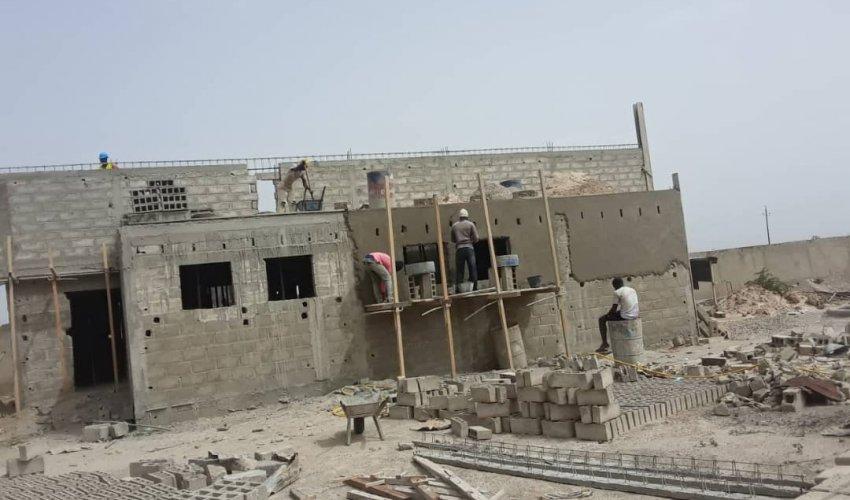 Casa Operatori Sanitari - avanzamento lavori-9