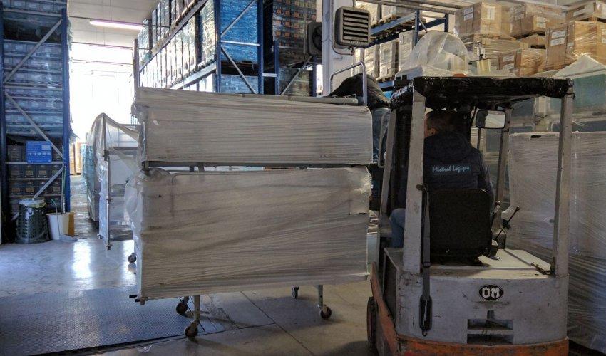 Materiali giunti all'ospedale: aggiornamento giugno 2018-24