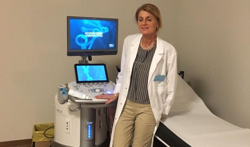 Il nuovo Ecografo di diagnostica avanzata che salva la vita delle donne-2