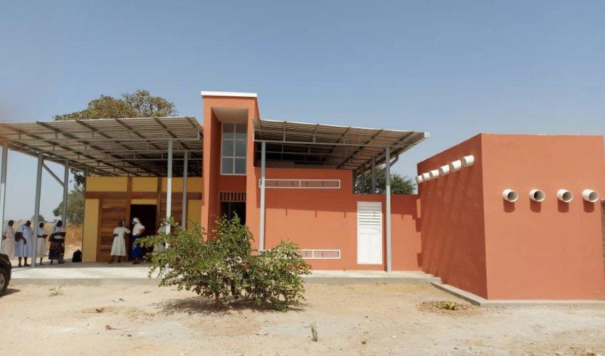 Inaugurazione ufficiale della Casa Operatori Sanitari e Foresteria-0