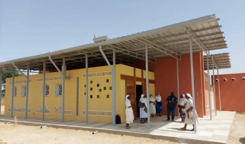 Inaugurazione ufficiale della Casa Operatori Sanitari e Foresteria-1