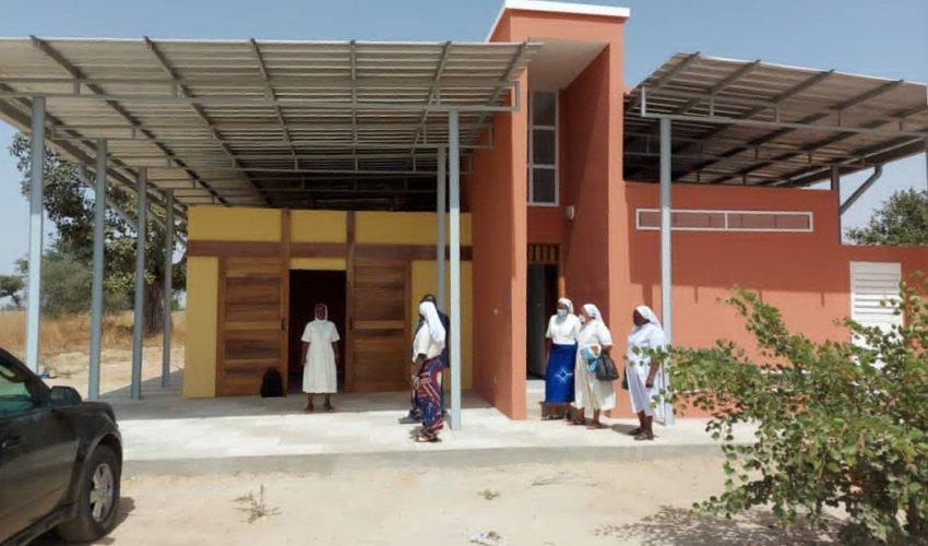 Inaugurazione ufficiale della Casa Operatori Sanitari e Foresteria-2