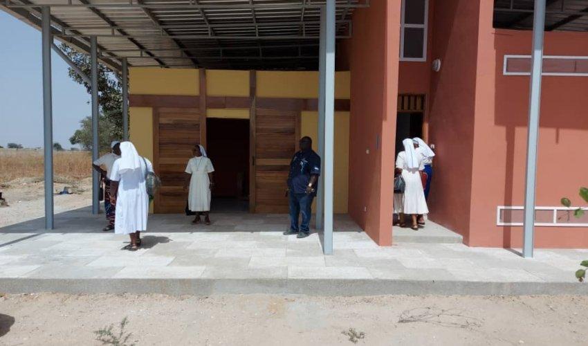 Inaugurazione ufficiale della Casa Operatori Sanitari e Foresteria-3