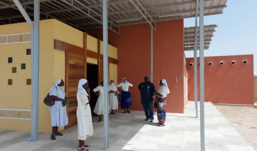 Inaugurazione ufficiale della Casa Operatori Sanitari e Foresteria-4