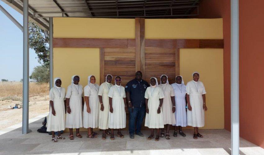 Inaugurazione ufficiale della Casa Operatori Sanitari e Foresteria-12