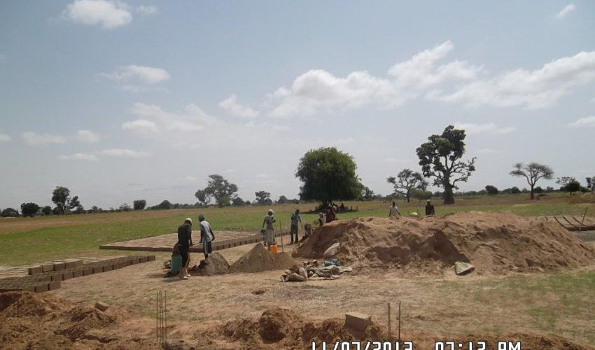 Muro di recinzione: aggiornamento 11 luglio 2013-0