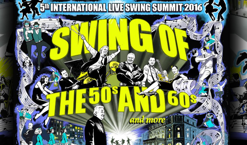 SWING OF THE 50s AND 60s