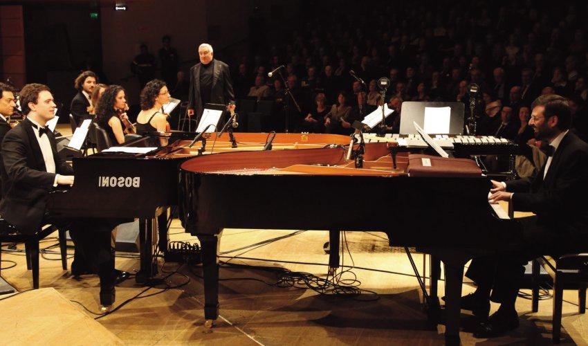 Stride & Swing Piano Gala
