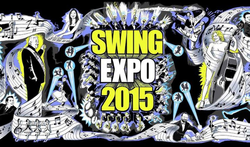SWING EXPO 2015: feeding the music, energy for love